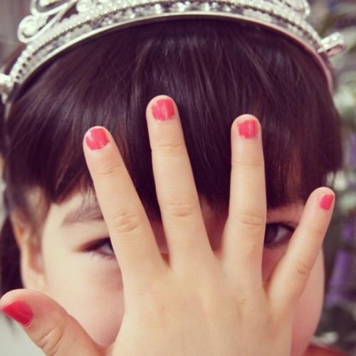Ma Princesse aux Ongles Peints